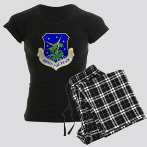 USAF Air Force 91st Missile Women's Dark Pajamas