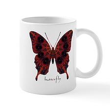 Talisman Black Butterfly Mug
