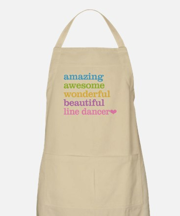 Line Dancer Apron