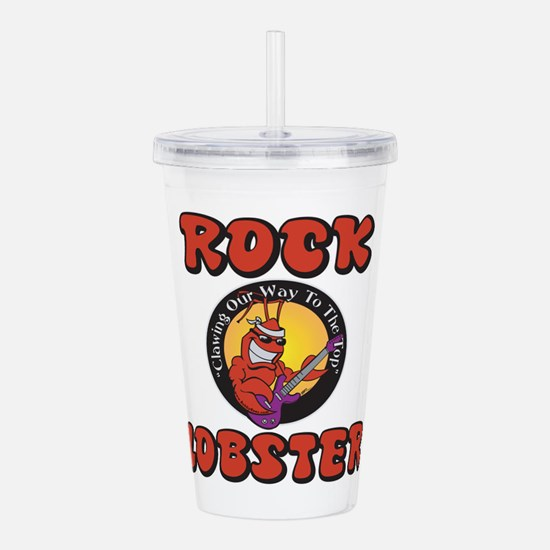 RockLobster.png Acrylic Double-wall Tumbler