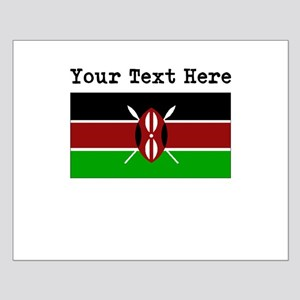 Custom Kenya Flag Posters