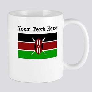 Custom Kenya Flag Mugs