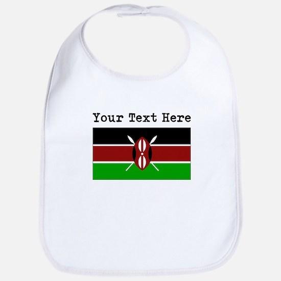 Custom Kenya Flag Bib
