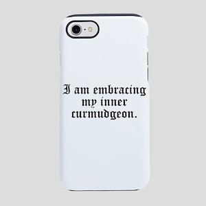 Curmudgeon iPhone 8/7 Tough Case