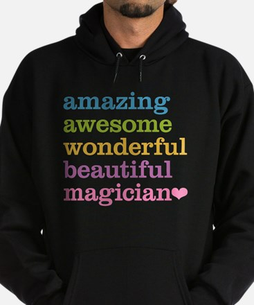 Awesome Magician Hoodie (dark)