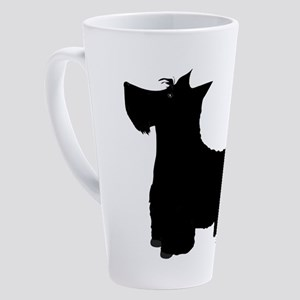 Scottish Terrier 17 oz Latte Mug