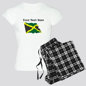 Custom Jamaica Flag Pajamas