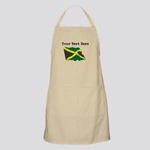 Custom Jamaica Flag Apron