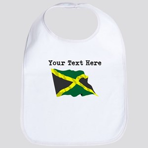 Custom Jamaica Flag Bib