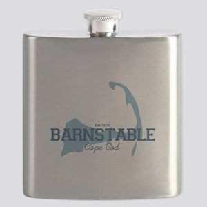 Barnstable - Cape Cod - Map. Flask