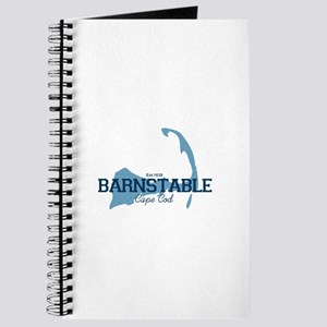 Barnstable - Cape Cod - Map. Journal