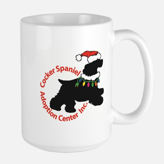 Christmas Logo Mugs
