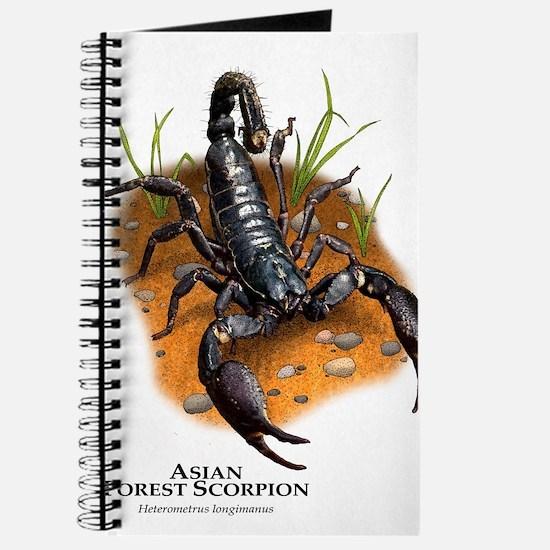 Asian Forest Scorpion Journal