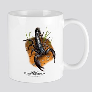 Asian Forest Scorpion Mug