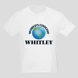 World's Coolest Whitley T-Shirt