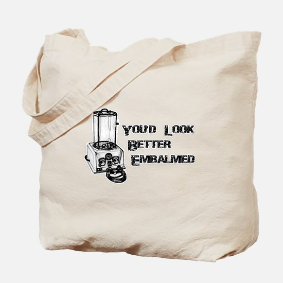 Cool Hearse Tote Bag