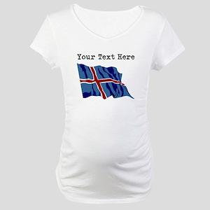 4e4232527b8 Custom Iceland Flag Tote Bag1617094919 Short Sleeve Maternity T ...