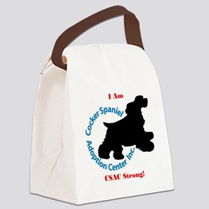 CSAC Strong! Canvas Lunch Bag