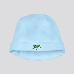 Oh How Iguana Go Home baby hat