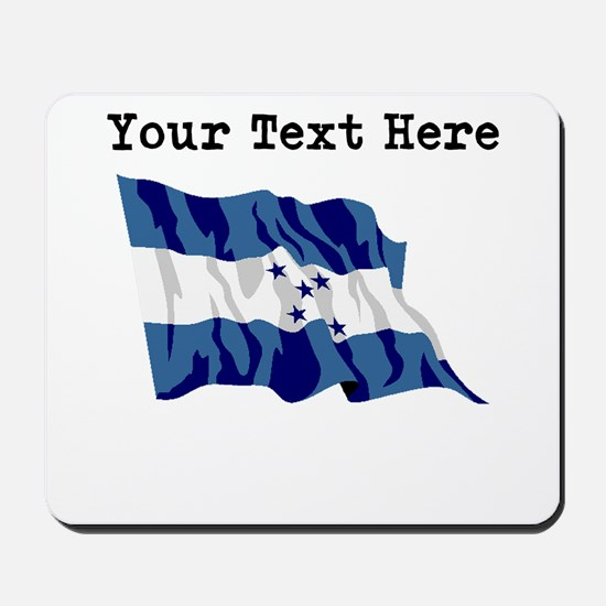 Custom Honduras Flag Mousepad