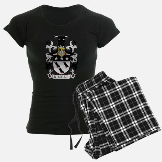 Kimber Coat of Arms Pajamas