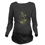 Butterfly 29 Long Sleeve Maternity T-Shirt