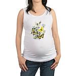 Butterfly 29 Maternity Tank Top