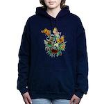 Butterfly 29 Women's Hooded Sweatshirt