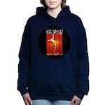 GYPSY_CAFE Women's Hooded Sweatshirt