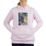 The Traveling Companions Women's Hooded Sweats