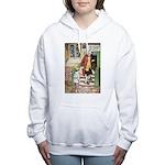 The Tin Soldier Women's Hooded Sweatshirt