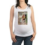 The Tin Soldier Maternity Tank Top