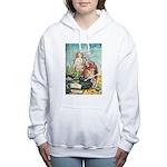 The Little Mermaid Women's Hooded Sweatshirt