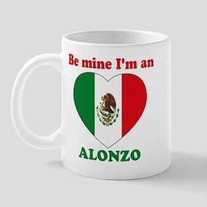 Alonzo, Valentine's Day Mug