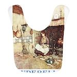 CINDERELLA2_BLUE Bib