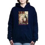 Sleeping Beauty2_RED Women's Hooded Sweatshirt