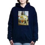 Tennie Weenies082 Women's Hooded Sweatshirt