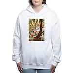Tennie Weenies084 Women's Hooded Sweatshirt