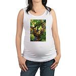 Tennie Weenies092 Maternity Tank Top