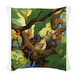 Tennie Weenies092 Woven Throw Pillow