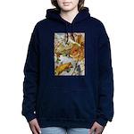 Tennie Weenies090 Women's Hooded Sweatshirt