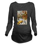 Tennie Weenies090 Long Sleeve Maternity T-Shir