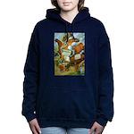 Tennie Weenies089 Women's Hooded Sweatshirt