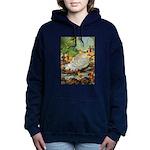 Tennie Weenies087 Women's Hooded Sweatshirt