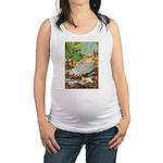 Tennie Weenies087 Maternity Tank Top
