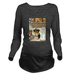 Tennie Weenies077 Long Sleeve Maternity T-Shir