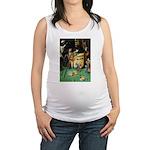 The Goose Girl Maternity Tank Top