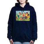 Thiele Cat_60_46 Women's Hooded Sweatshirt