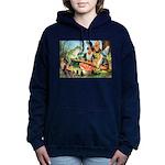 Thiele Cat_60_44 Women's Hooded Sweatshirt