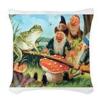 Thiele Cat_60_44 Woven Throw Pillow